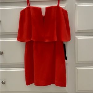 NWT BCBG Kate dress, Red Berry size 0